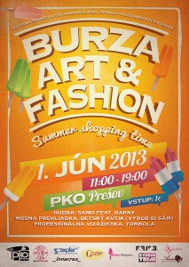 burza art&fashion